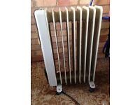 Electric heaters x3