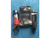 Brand New Adidas Ghost Reflex Small (140-160cm) Boys Shin Pads