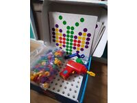 Design and Drill.. Educational toy