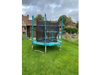 Used 8ft Skyhigh Trampoline for sale £20