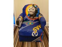 Childrens thomas the tank engine chair