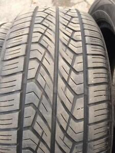 4 pneus d ete 225/55r17 yokohama