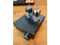 SMSL T2 Headphone Vacuum Tube Amplifier