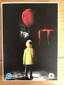 IT Stephen King DVD movie brand new and sealed