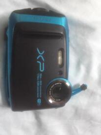 Fujifilm XP waterproof camera