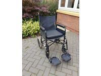 Wheelchair £50 ono.
