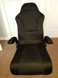 Xrocker Gaming chair with speaker's