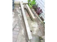 X2 concrete lintels
