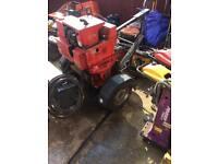 Teresa Mbr 71 roller with trailer & breaker gun & in Good Working Order