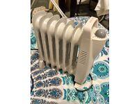 700w oil filled radiator
