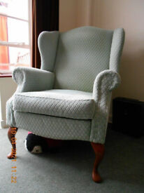 Sherborne Upholstery Fireside Chair