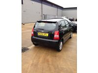 kia PICANTO MOT 08/18 tax for years only £30 mil 130.000 CD Player MP3 with BLUETOOTH and USB