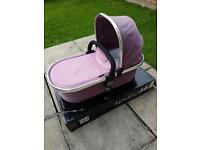 iCandy Peach Carrycot Marshmallow