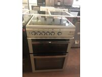 60CM SILVER FLAVEL ELECTRIC COOKER