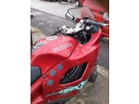 suzuki 750f what have you got 12 month,s mot good tyres drove to the mot no problems.£650.00