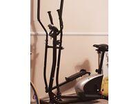 Exercise bike/ crosstrainer