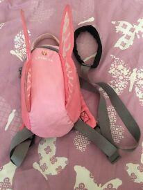 Little life bag / reins