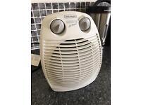 DeLonghi 3kw fan/heater