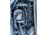 Ford 1.6 tdci engine