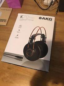 AKG K712 Pro headphones (like new)