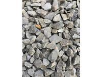 Free grey gravel