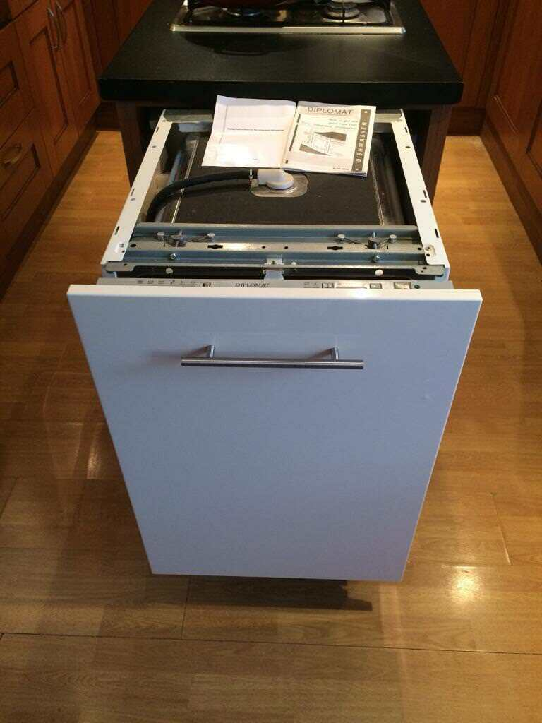 Diplomat Integrated Dishwasher never used | in Kendal, Cumbria | Gumtree