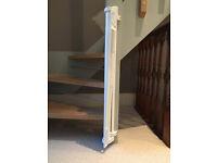 Retractable stair gates Lascal KiddyGuard white x2