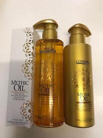 L'Oréal Mythic oil complete set
