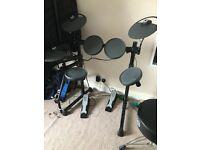 Yamaha DTX-400 drum kit
