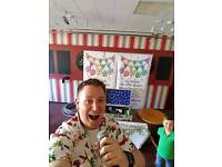 Krazy Kidz Disco Essex kids party, children's party, mobile disco, Magic, Magician, DJ, Entertainer