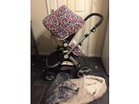 uberchild evo pram pushchair stroller buggy