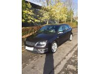 FORD FOCUS ST TOTALLY ORIGINAL WITH LOW MILES 3 OWNERS FROM NEW - IMMACULATE INSIDE & OUT