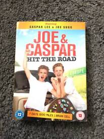 Joe and Casper DVD - BRAND NEW