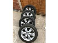 Lexus IS220d alloys £60 (Can deliver in Manchester)
