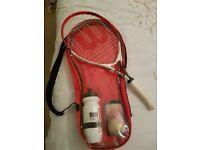 Wilson Roger Federer 25 inch tennis racket and bag