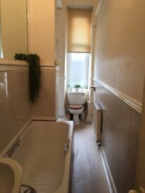 Quality, sunny 2 double bed flat for rent