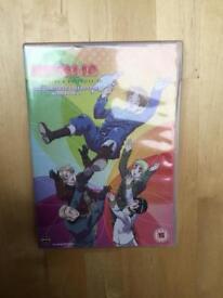 Hetalia the complete collection - series 1-4 dvds