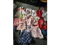 6 to 9 month girls clothes