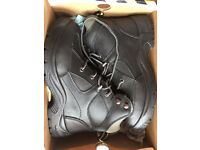 Men's safety boot size 8 S3 rated