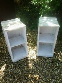 Two Free to collect, storage cupboards
