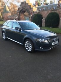 Audi A4 all road quattro