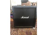 Marshall speaker stack