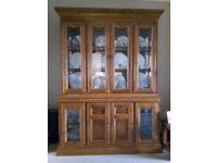 Beautiful traditional dresser.