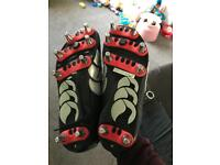 Canterbury rampage Rugby boots
