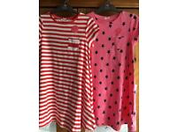 BNWT Girls mothercare dresses age 6-7