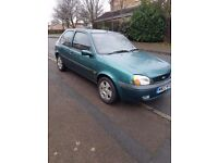 Ford fiesta low miles
