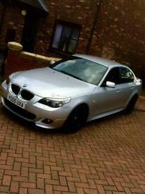 Car BMW e60 523i M-sport