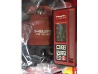 Hilti pr30-hvs a12 laser