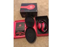 Beats by Dre red