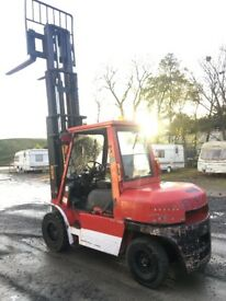 Toyota rs 2000 fork lift